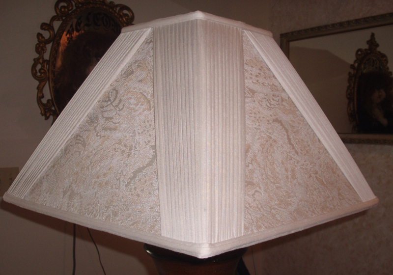 liner, replace, lampshade, restore, contemporary,