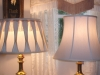 lampshade, liner, replace, restore, vintage, shades