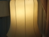 lampshade, vintage, bell, silk, restore, replace, cover, liner, shade.