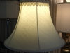 lamp, shade, bell, restore, texture, cover, replace, liner