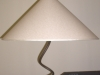 Restored Contemporary lampshade