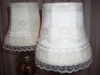 candlelight, small, lampshades, sconce, restore, repair