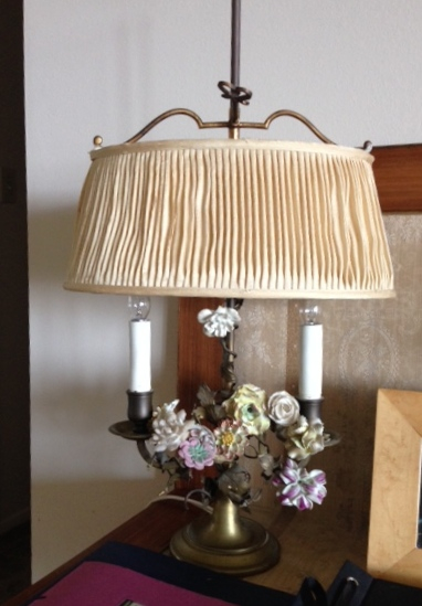 lampshade, adjustable, shade, repair, liner, restore