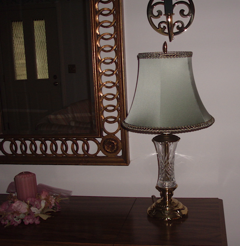 lampshade-bell-sage-green-silk-recover