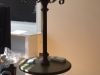 forest-suede-lampshade-on-table-floor-lamp