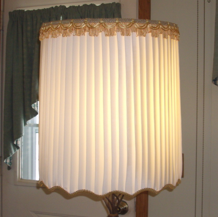 New Drum Silk Lampshade Cover