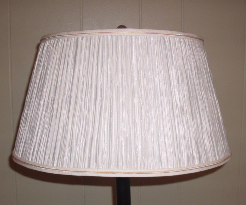Luxury Fortuny Lamp Shade Wire Frames Frieze Wiring