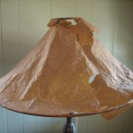 lamp, lampshade, contemporary, repair