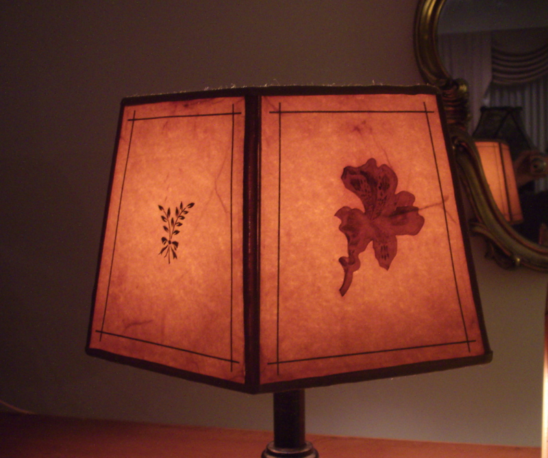 Nyc Antique Historic Lampshade Repaired Restored