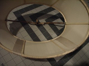antique, liner, repair, lampshade, pleated, vintage, restore, replace, shade