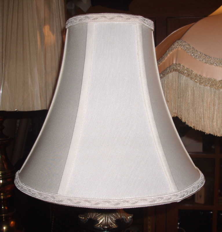 Quoizel Lampshade Liner Replaced Repaired Restored