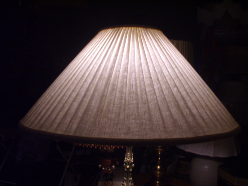 Blog lampshade pleated a frame liner replaced restored relined keyboard keysfo Images