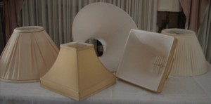 lampshade, liners, restored, repaired, replaced, shades