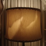 rembrandt, lampshade, vintage, shades, restored