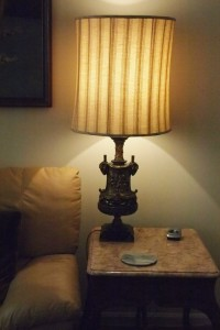 antique-lamp-shades-striped-classic-french-restored