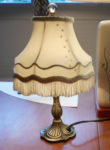 lampshade, rescue, paws, wildlife, donation, boudior, shade, lamp, forsale