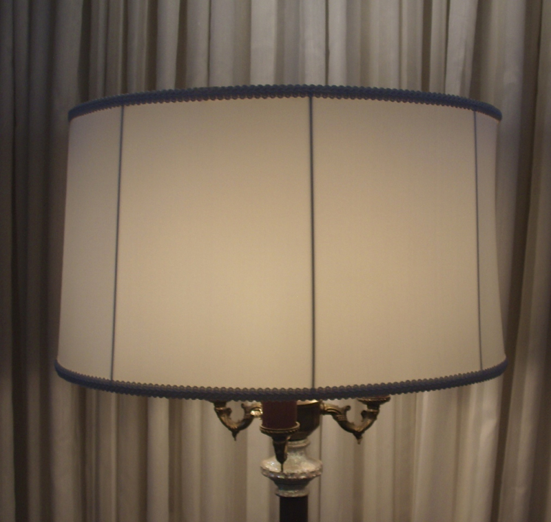 2014 Lampshade Restoration Projects